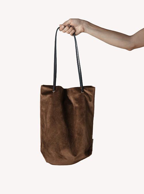 artisanne sac brun