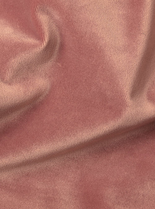 artisanne velours rose clair