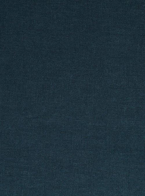 artisanne interieur uni bleu nuit