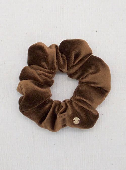 artisanne chouchou chute brun